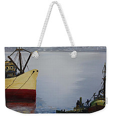 Oil Msc 025  Weekender Tote Bag