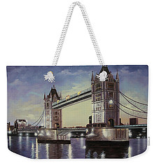 Oil Msc 046 Weekender Tote Bag