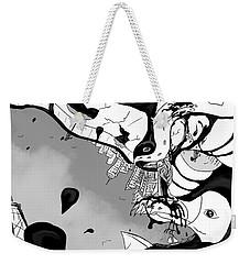 Oil Spill Weekender Tote Bag