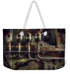 Oil Valves Weekender Tote Bag