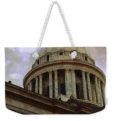 Oklahoma Capital Weekender Tote Bag