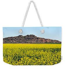 Oklahoma Gold Weekender Tote Bag