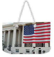 Ol' Glory Weekender Tote Bag by Aaron Martens