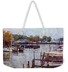 Olcott Weekender Tote Bag by Tammy Espino
