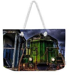 Old 6139 Locomotive Weekender Tote Bag by Thom Zehrfeld