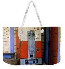 Old Coke Machine Weekender Tote Bag