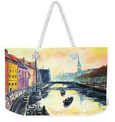 Old Copenhagen Weekender Tote Bag