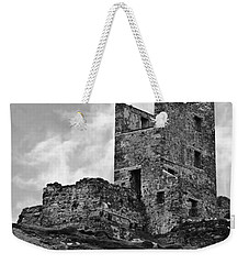 Weekender Tote Bag featuring the photograph Old Copper Mine West Cork by Jane McIlroy