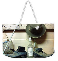 Old Crow Weekender Tote Bag
