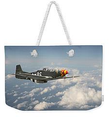 P51 Mustang - 'old Crow' Weekender Tote Bag