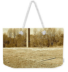 Old Faithful Smoke Stack Weekender Tote Bag