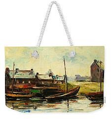 Old Fisherman's Village Weekender Tote Bag