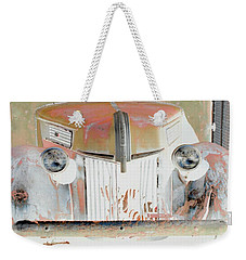 Old Ford Truck - Photopower Weekender Tote Bag