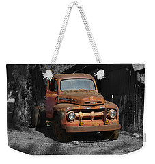 Old Ford Truck Weekender Tote Bag