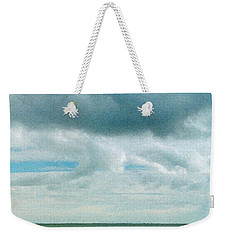 Old Friends Share A Beach Weekender Tote Bag