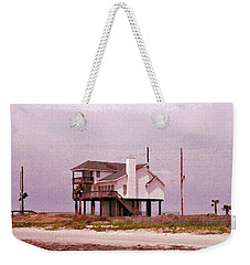 Old Galveston Weekender Tote Bag