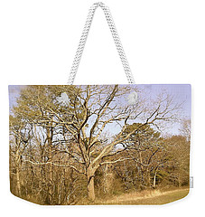 Weekender Tote Bag featuring the photograph Old Haunted Tree by Amazing Photographs AKA Christian Wilson