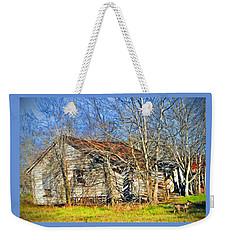 Old House Weekender Tote Bag by Savannah Gibbs