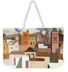 Old Jerusalem Weekender Tote Bag by Munir Alawi