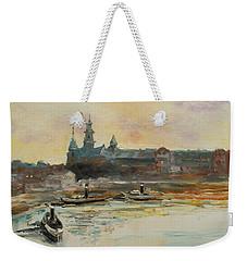 Old Krakow Weekender Tote Bag