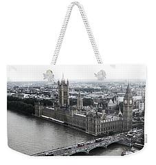 Old London .. New London Weekender Tote Bag