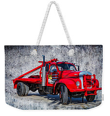 Old Mack Truck Weekender Tote Bag