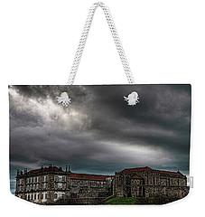 Old Monastery Weekender Tote Bag
