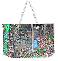 Old Mountain Still Weekender Tote Bag by Gordon Elwell