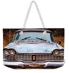 Old Plymouth Weekender Tote Bag