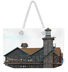 Old Restaurant                 Weekender Tote Bag by Lorna Maza