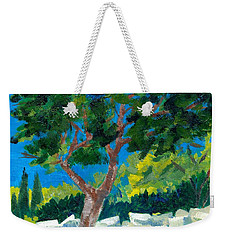 Old Ruins At Rhodes Weekender Tote Bag