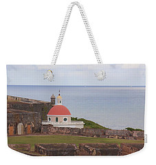 Old San Juan Weekender Tote Bag