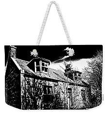 Old Scottish Farmhouse Weekender Tote Bag