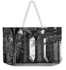 Old Sheldon Church Side View Weekender Tote Bag
