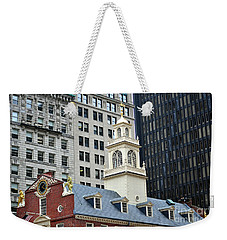 Old State House Boston Ma Weekender Tote Bag