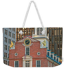 Old State House Weekender Tote Bag