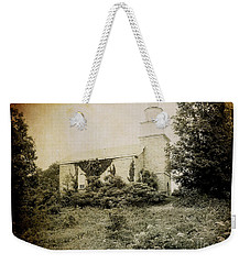 Old Stone Church In Rhinebeck Weekender Tote Bag