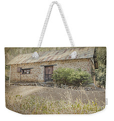 Old Stone Cottage Weekender Tote Bag