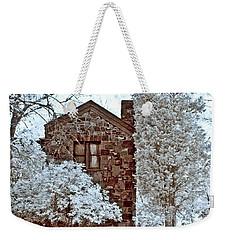 Old Stone House Weekender Tote Bag