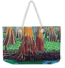 Old Swampy Weekender Tote Bag