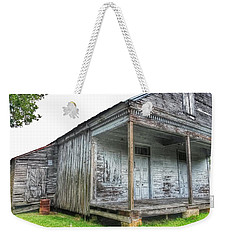 Old Theriot Post Office Weekender Tote Bag