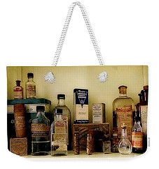 Old-time Remedies Weekender Tote Bag