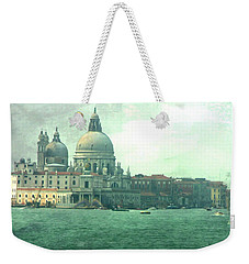Weekender Tote Bag featuring the photograph Old Venice by Brian Reaves
