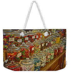 Old Village Mercantile Caledonia Mo Candy Jars Dsc04014 Weekender Tote Bag