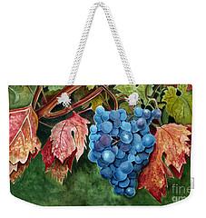Old Vine Zinfandel Weekender Tote Bag