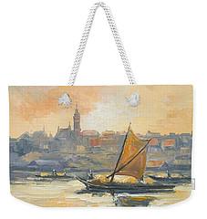 Old Warsaw Weekender Tote Bag