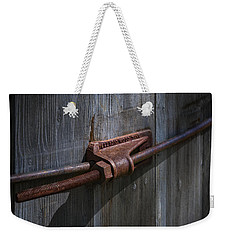 Old Water Tank Weekender Tote Bag