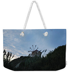 Old Wind Mill 1830 Weekender Tote Bag