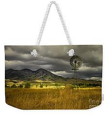 Old Windmill Weekender Tote Bag
