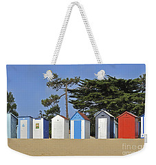 Weekender Tote Bag featuring the photograph Oleron 6 by Arterra Picture Library